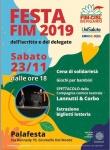 Festa FIM-Cisl Bergamo Volantino